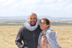 Palestinian couple