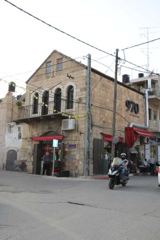 An old house in Ramalla