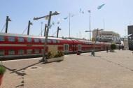 Metro Station in Haifa Palestine, Israel