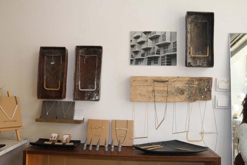 Designers in Haifa Palestine, Israel