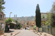 بيوت حيفا - the architecture and housing in Haifa