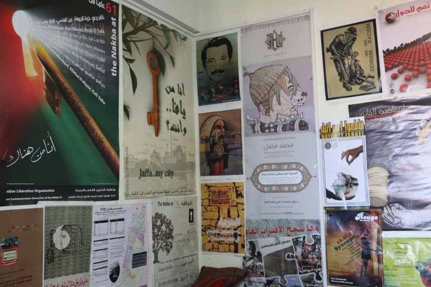 Posters of revolution and nationalism