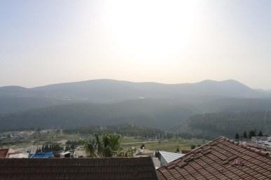 Visiting Safad
