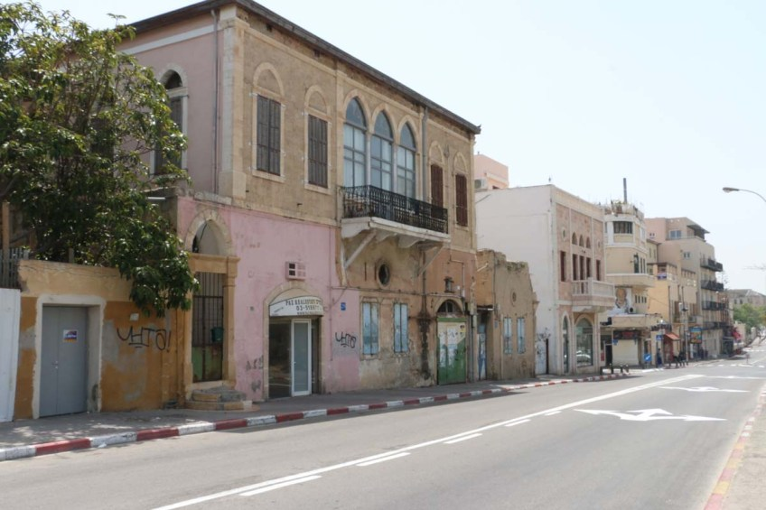 Old Yafa Jaffa Yafo and its architecture