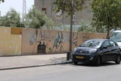 Graffitti in Jaffa