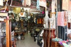 Flea Market in Yafa Jaffa Yafo Al Ajami Area