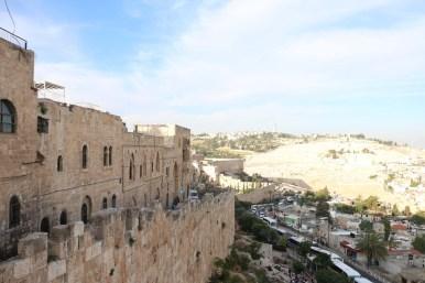 في شوارع قدس العتيقة - in the streets of Old Jerusalem