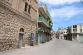 The streets of Hebron, في شوارع الخليل
