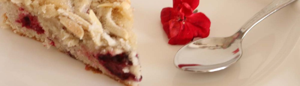 How to make the most delicious blackberry cake