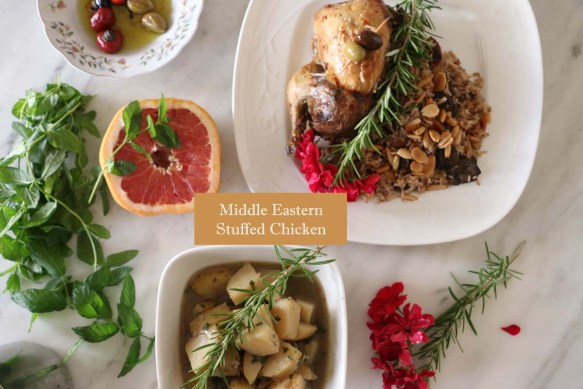 Middle-Eastern-Stuffed-Chicken-دجاج-محشي-37