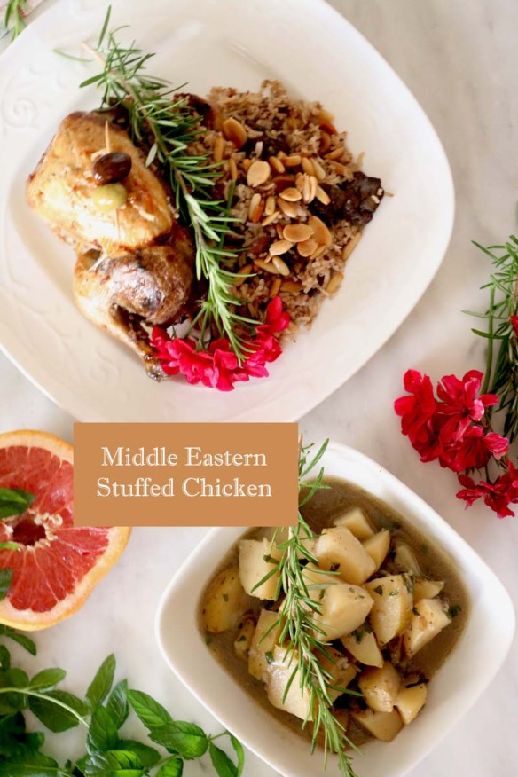 Middle-Eastern-Stuffed-Chicken-دجاج-محشي-40