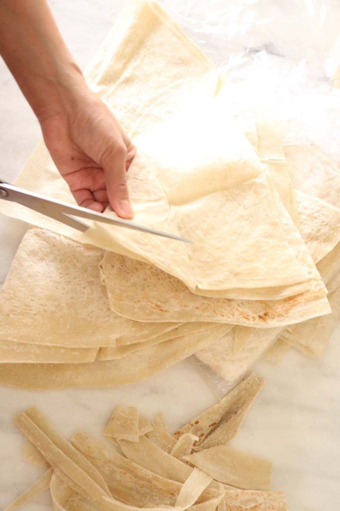 How to make Musakhan Rolls