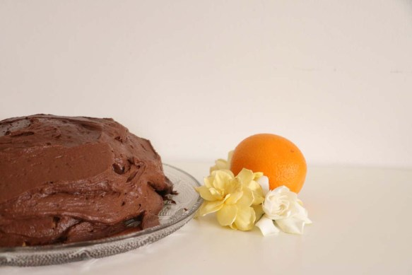 How to make the most delicious orange chocolate cake