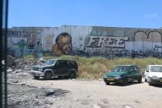 The Palestinian Israeli Wall