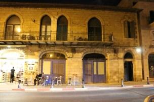 Jerusalem railway station, German Colony