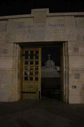 Jerusalem War Cemetery