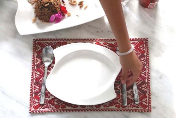 How to make the Palestinian Jordanian dish Maqloubeh طريقة طبخ المقلوبه الفلسطينية الاردنية بالصور