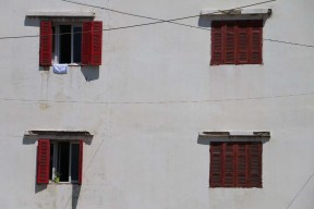 About the windows in lebanon