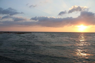 Sunset in Tripoli