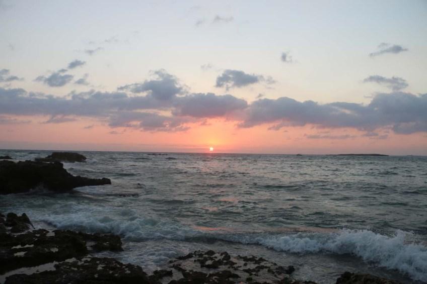 Sunset in Tripoli