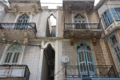 architecture in tripoli