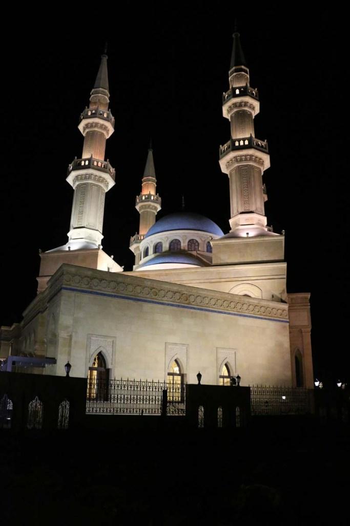 Mosque in Tripoli مسجد في طرابلس