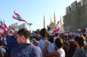 Protest in Beirut
