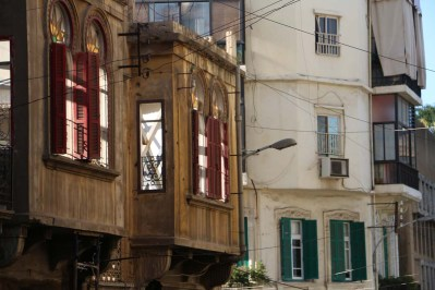 Architecture in Beirut