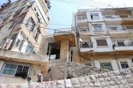 Old architecture in Tripoli Lebanon معمار قديم في طرابلس