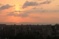 Sunset in tripoli Lebanon
