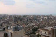 Overlooking all of tripoli view lebanon