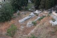 old roman findings under city in tripoli Lebanon