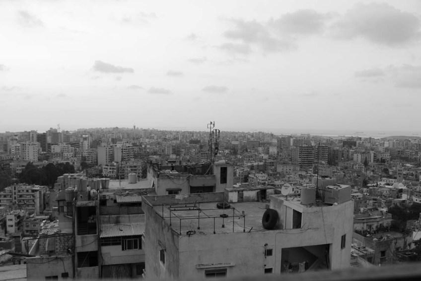Overlooking all of tripoli view lebanon