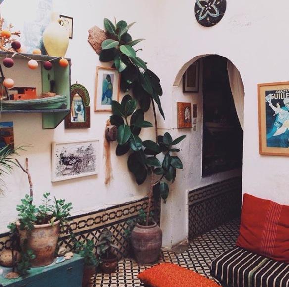 Morocan home