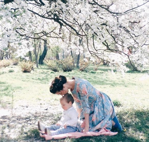 kid, wife, blossom, life, moterhhood