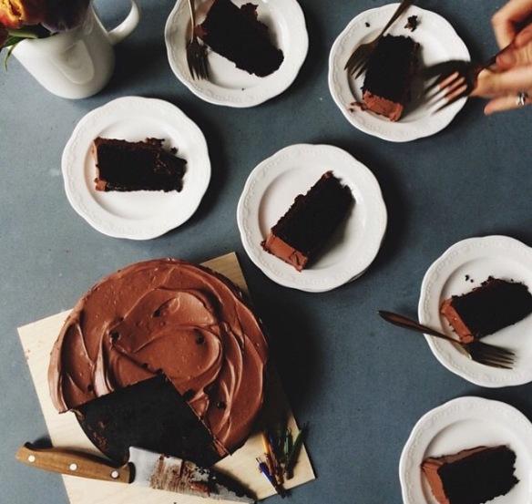 Cake, chocolatecake, chocolate