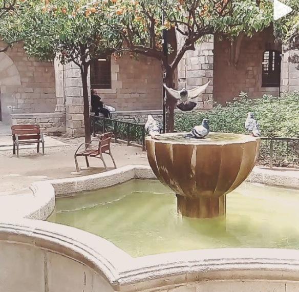 Barcelona, Arabian, Arabesque, Syrian, Fountain, Home Deco