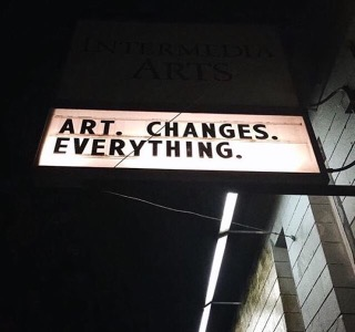 art, changes, everything