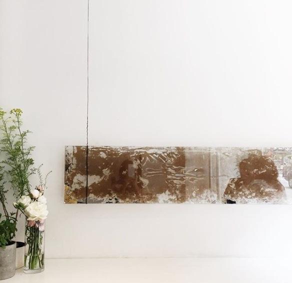 frame, white flower, decoration, interior