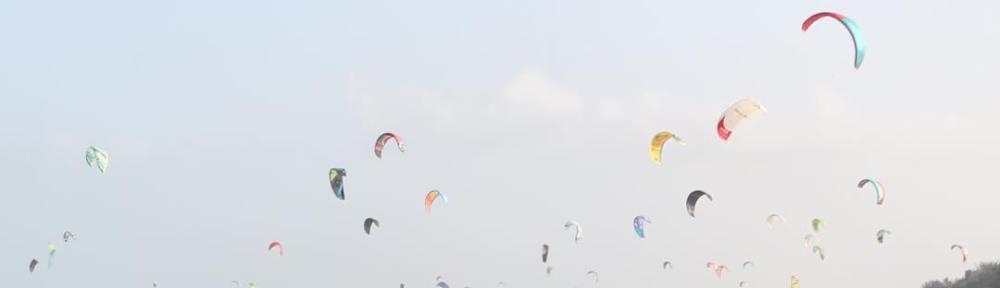 beach, ocean, kites, waterski, beach