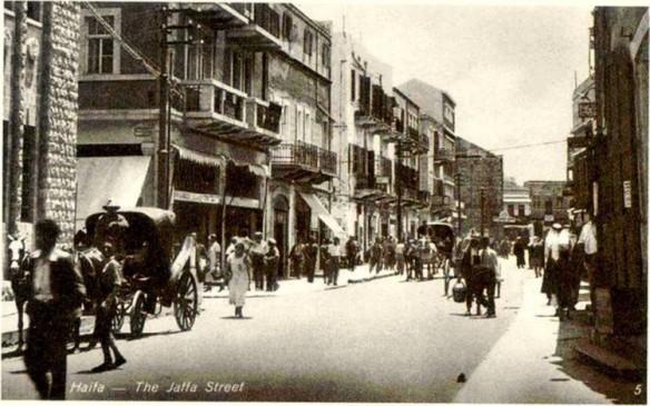 Haifa, 1948, palestine, israel
