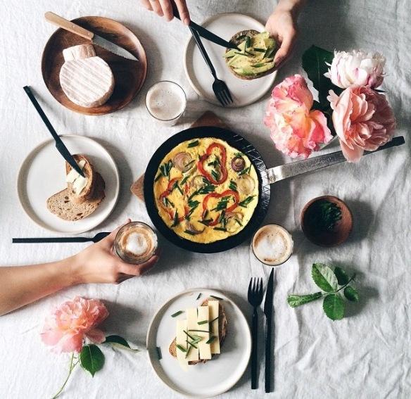eggs, foodie, breakfast