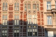 Belgium, brussels, travel, travel blog, architecture, Coudenberg Street-2
