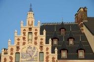 Belgium, brussels, travel, travel blog, architecture, Coudenberg Street-4