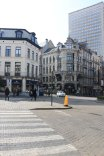 Belgium-brussels-traveling-travel-blog-architecture-Place du Grand Sablon - Church Notre-Dame-du-Sablon-Place-du-Petit-Sablon-8