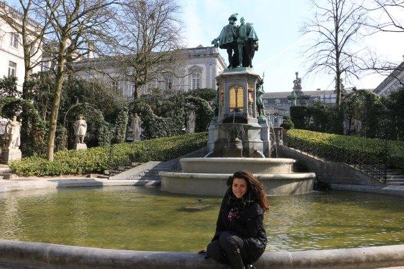 Belgium-brussels-traveling-travel-blog-architecture-Place du Grand Sablon - Church Notre-Dame-du-Sablon-Place-du-Petit-Sablon-26