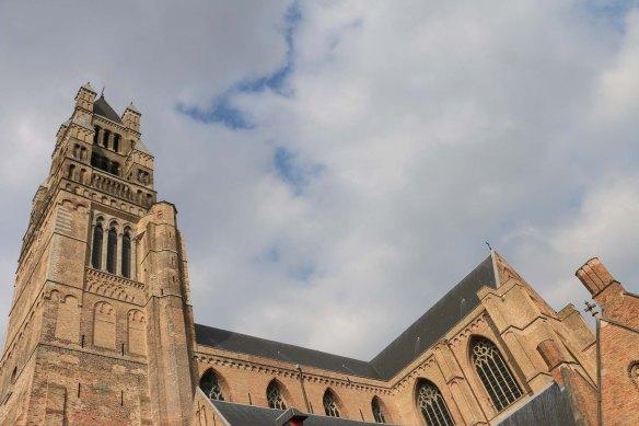 cathedral bruges