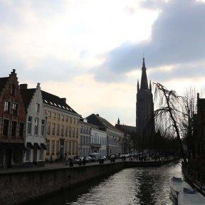 bruges, canal