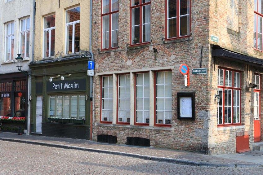 shops, architecture, windows, bruges