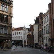 street, bruges